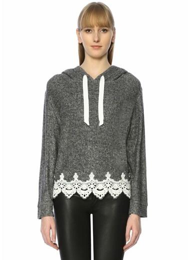 The Kooples Sweatshirt Gri